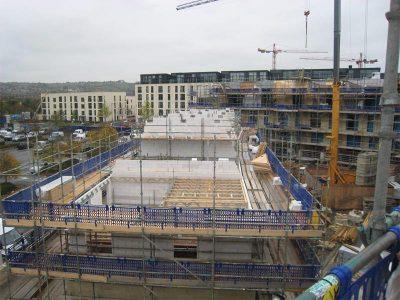 MFS Construction Alberta Crescent Bath