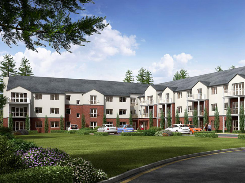 Tonbridge Extra Care Housing