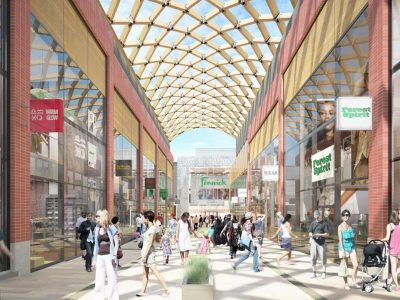 Bracknell Shopping Centre Regeneration Project