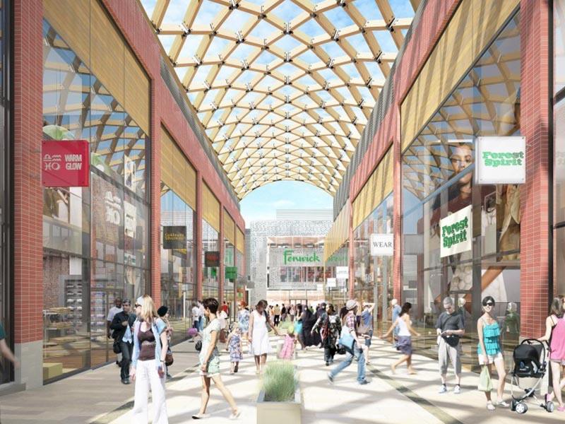 Bracknell Shopping Centre Regeneration Project