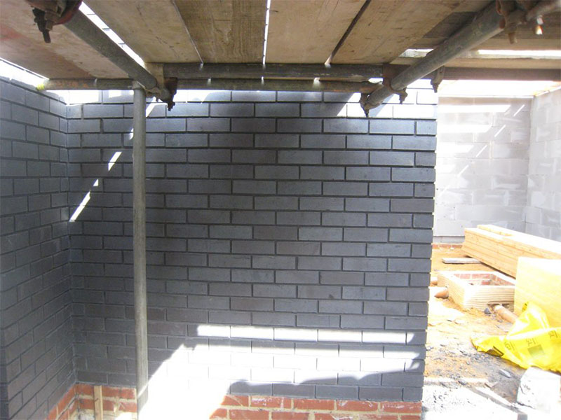 Chipstead Masonry Frame System Construction