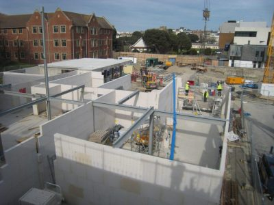 Eastbourne College MFS Construction