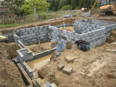 Hayes House MFS Construction