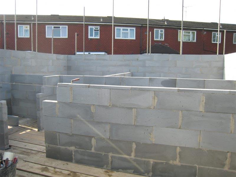 The Lindens Passivhaus Construction
