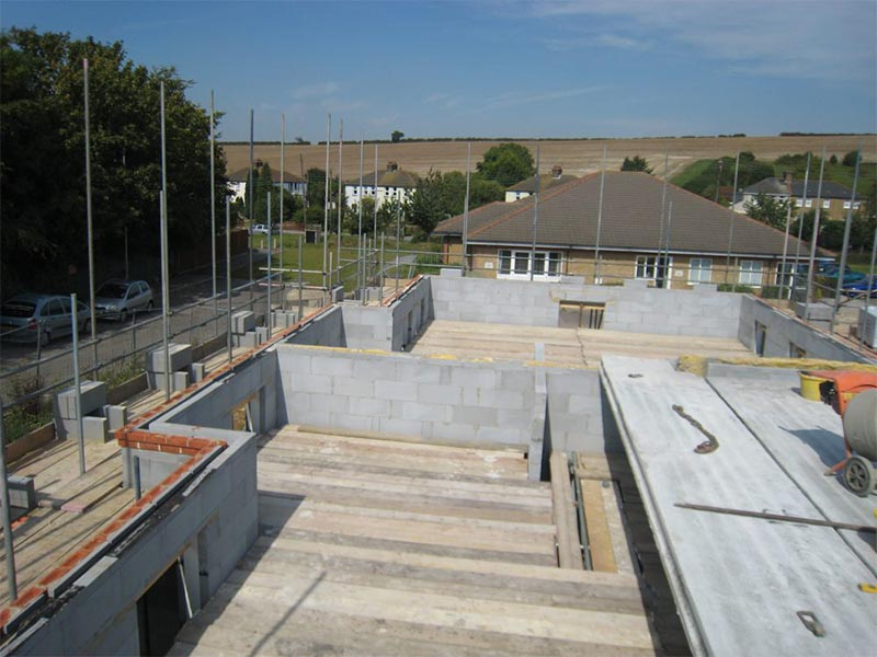 Longfield MFS Construction