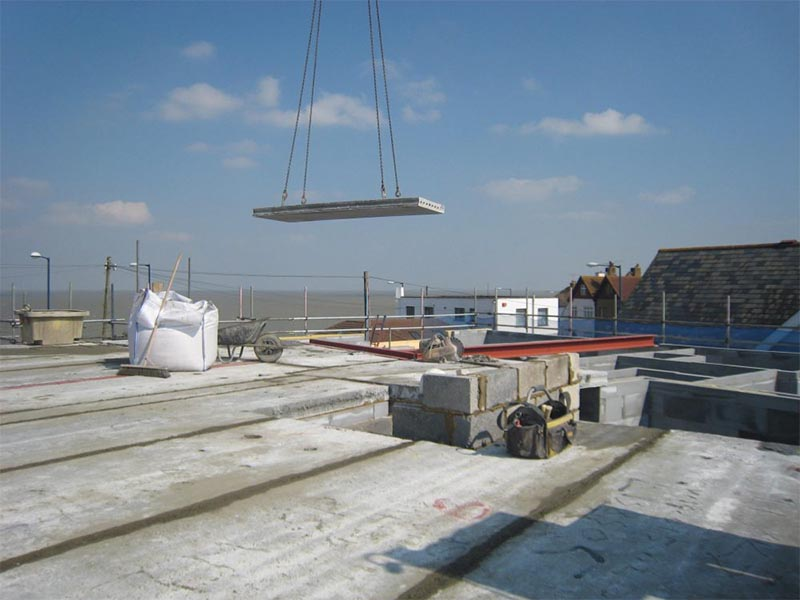 Oyster Reach Passivhaus Construction