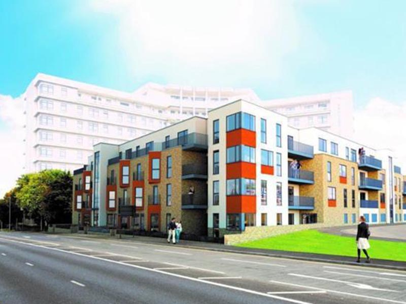 Panorama Apartments Ashford, MFS Construction