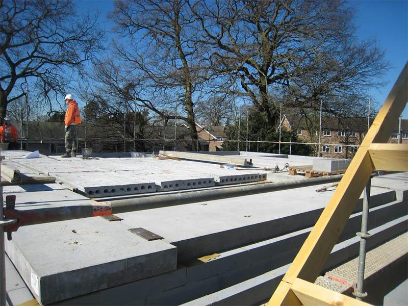 Pinefields Ra House Construction MFS