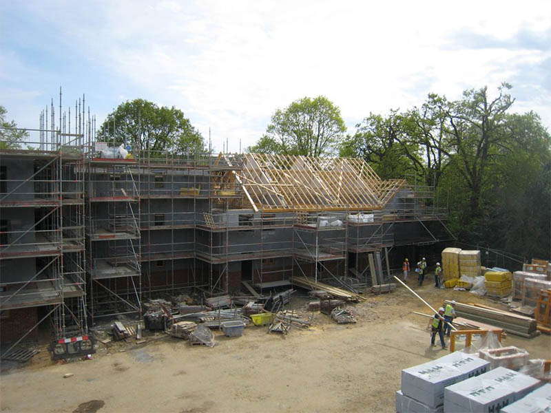 Pinefields Ra House Construction MFS