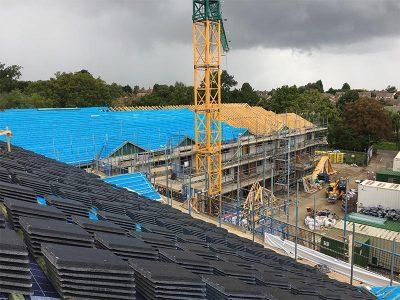 Tonbridge Care Home Construction