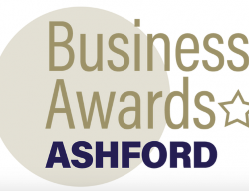 Finalist in the Ashford Business Awards 2019