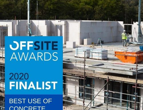 Offsite Awards Finalist for Best Use of Concrete Technology