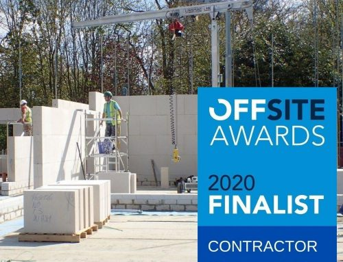 Offsite Awards Finalist for Contractor of the Year
