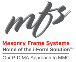 Masonry Frame Systems Logo