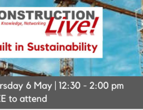 "Norman speaker at ""Construction Live"" 6th May 2021"