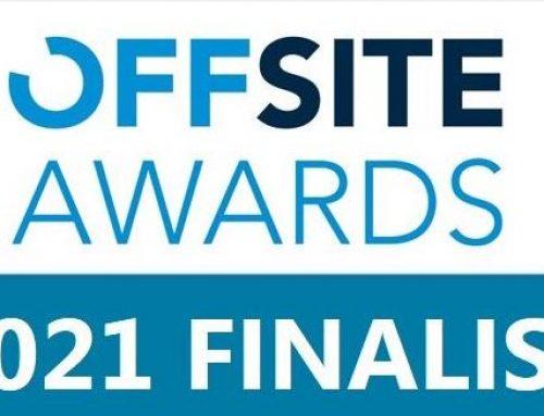 2021 Offsite Awards Finalists in 3 Categories